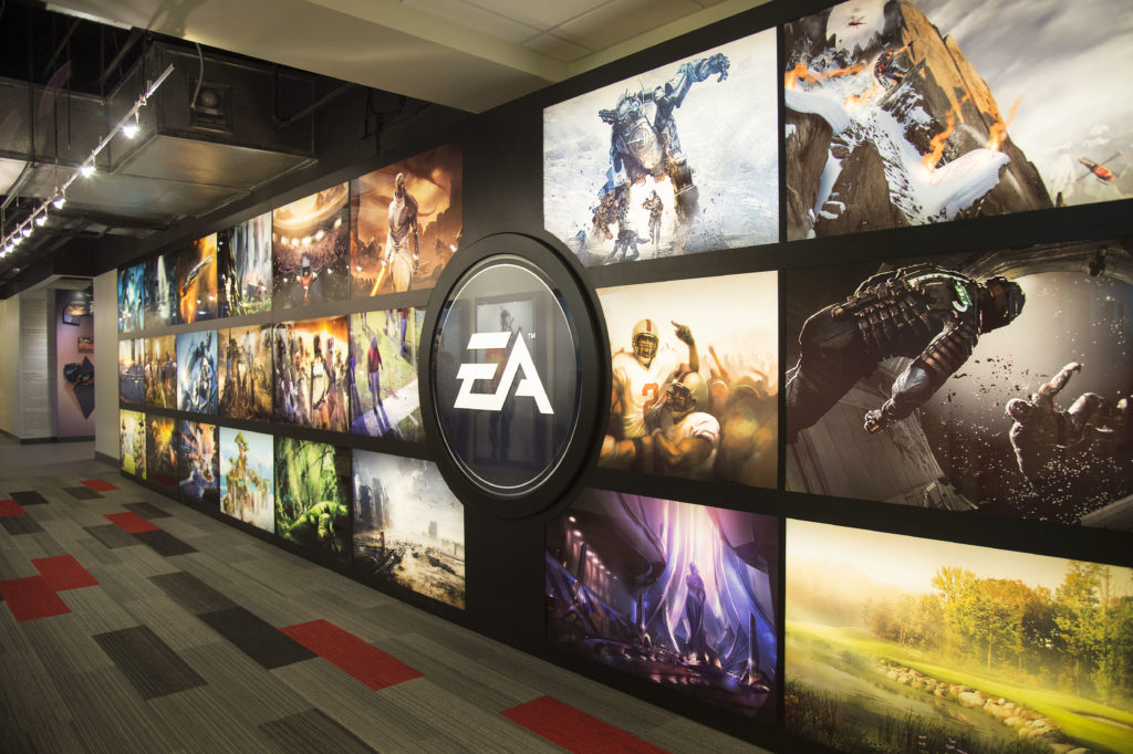 EA Sports Office