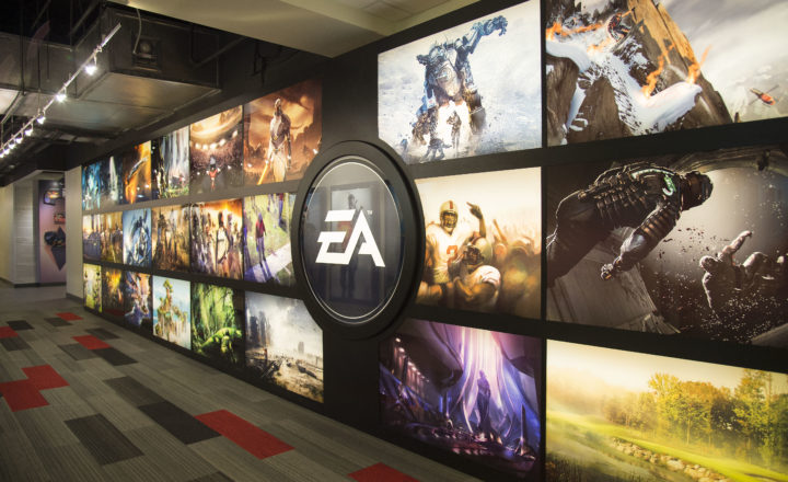 EA Sports Office