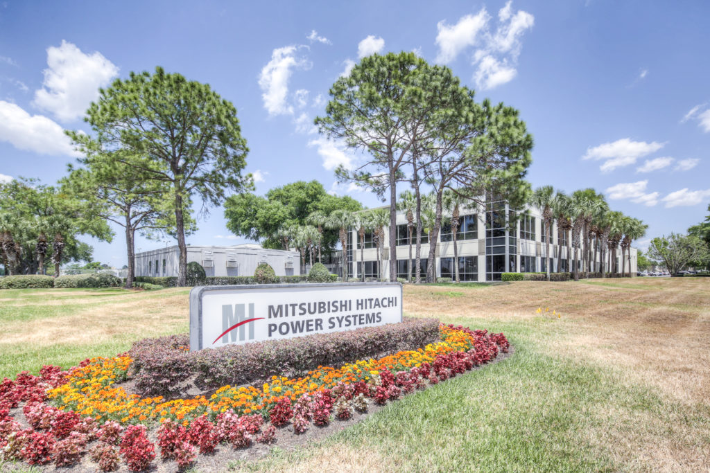 Mitsubishi Hitachi Power Systems Americas facility in Orlando
