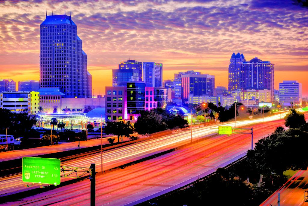 Orlando regional transportation