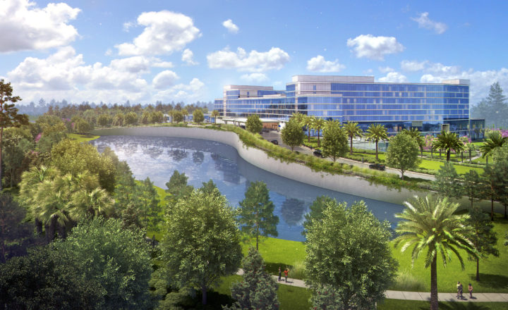 KPMG Global Training Center rendering