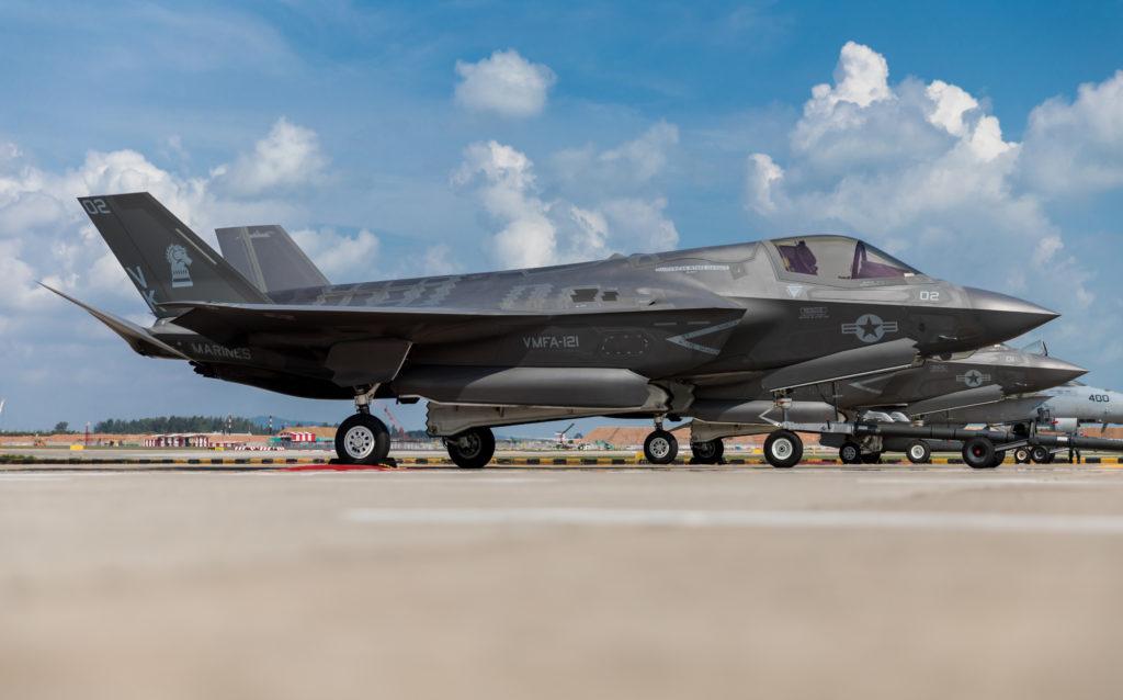 Lockheed Martin F35