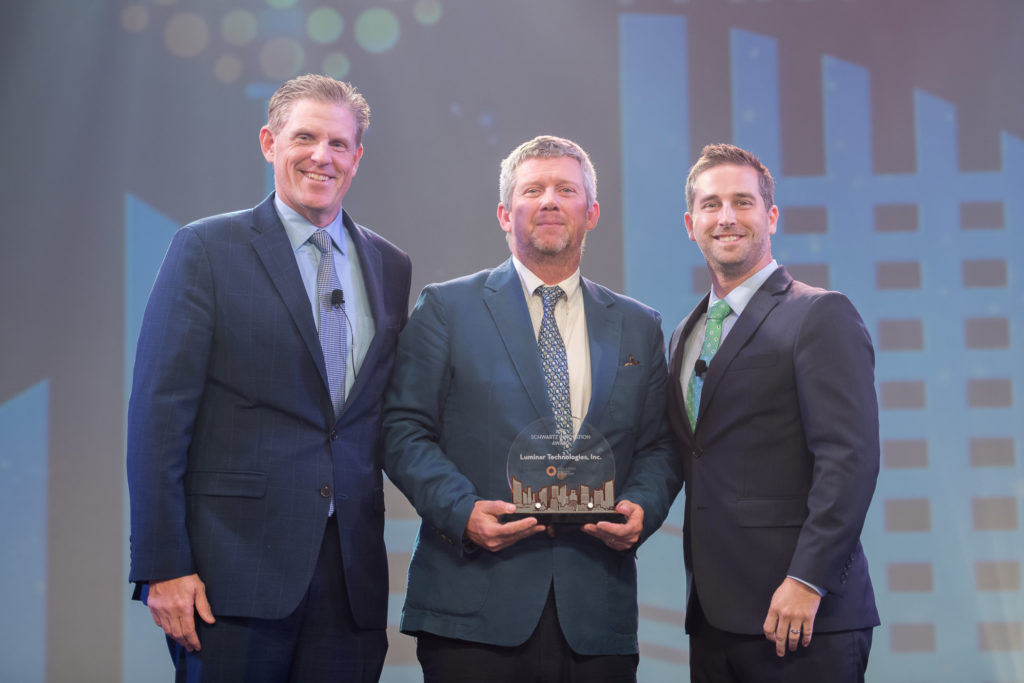 Partnership Annual Dinner Schwartz Innovation Award Luminar
