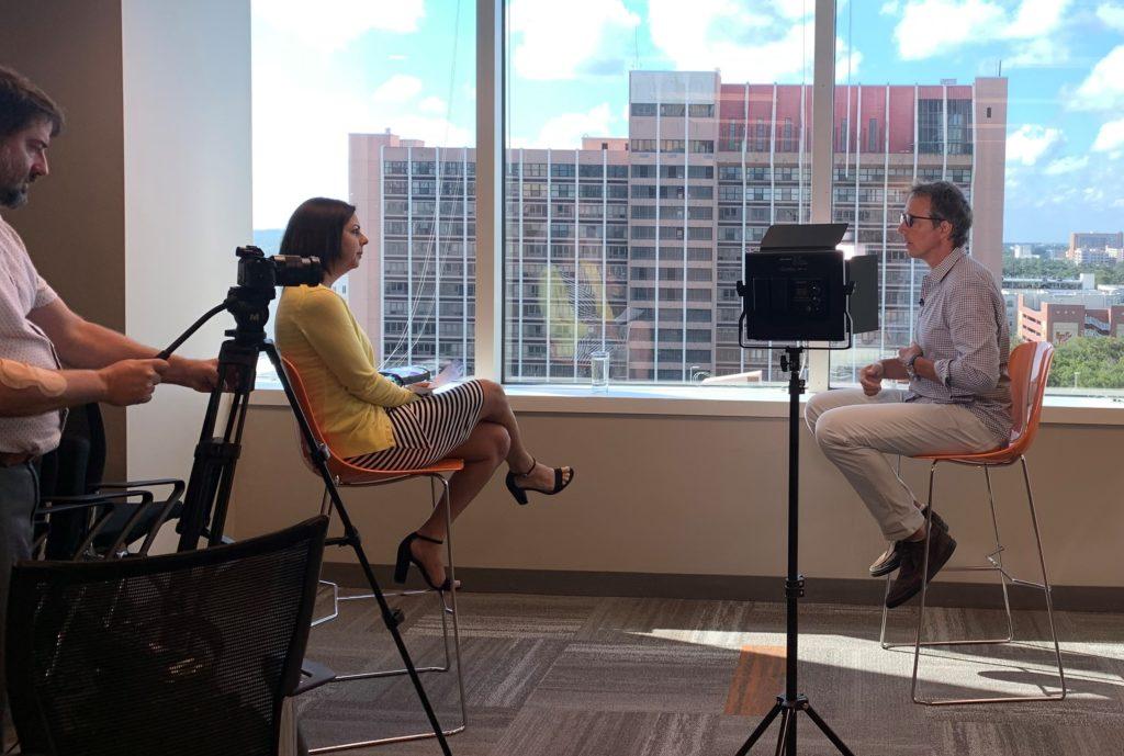 Dan Buettner Interview