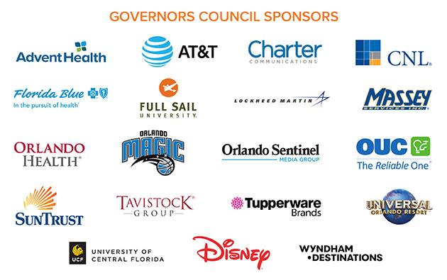 Central Florida Political Leadership Institute Recruitment Reception Sponsors
