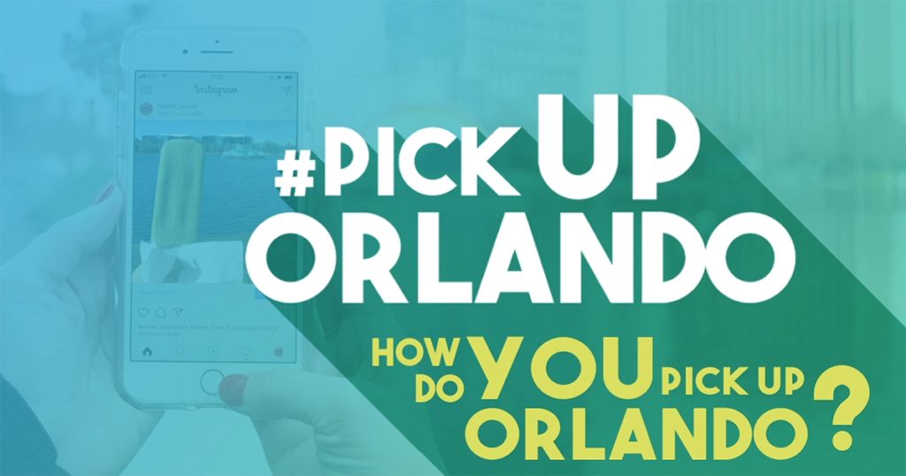 Pick Up Orlando Social Header