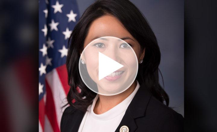Webinar header with Congresswoman Stephanie Murphy