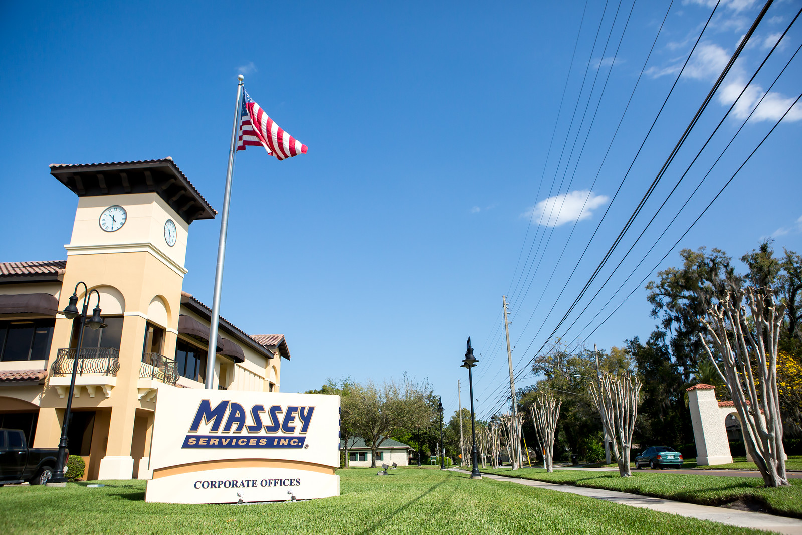 Massey Services Corporate Headquarters