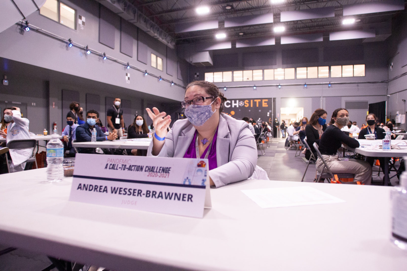 Andrea Wesser-Brawner Orange County Profile in Tech
