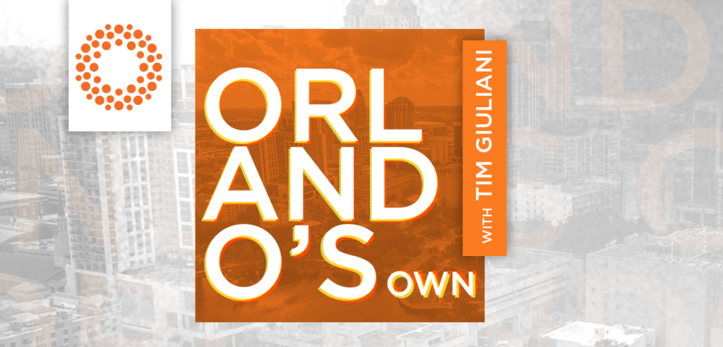 Orlando's Own podcast feature image